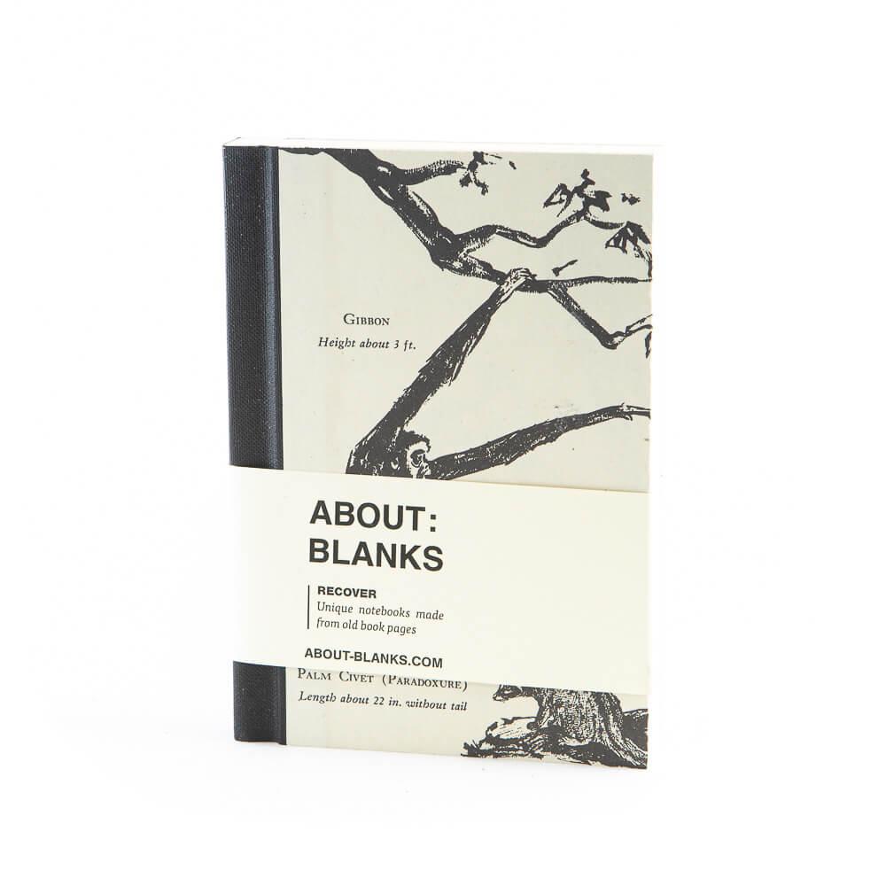 Gibbon notebook (a6)