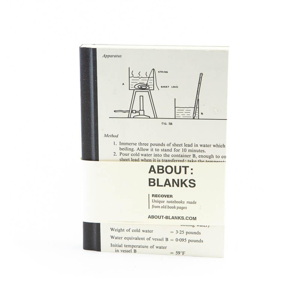 Apparatus notebook (a6)