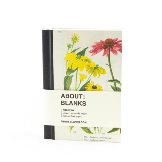 Rudbeckia notebook (a6)