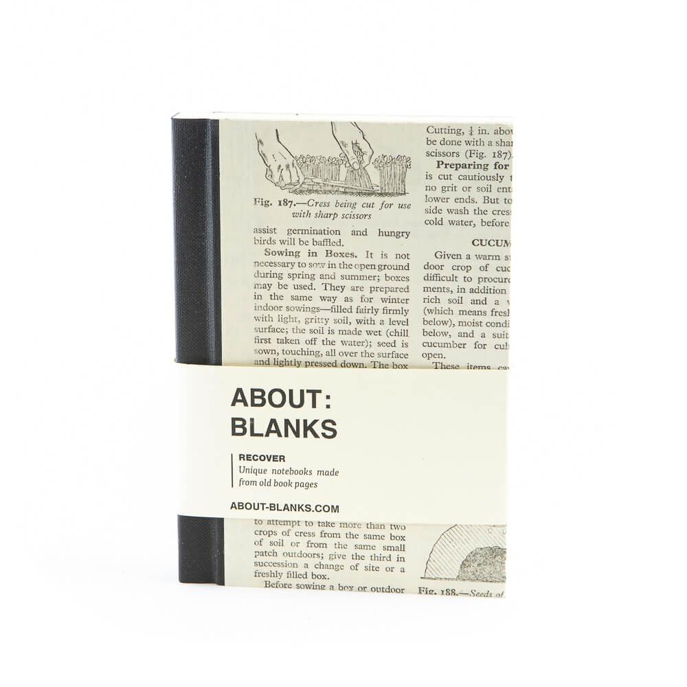 Cress notebook (a6)