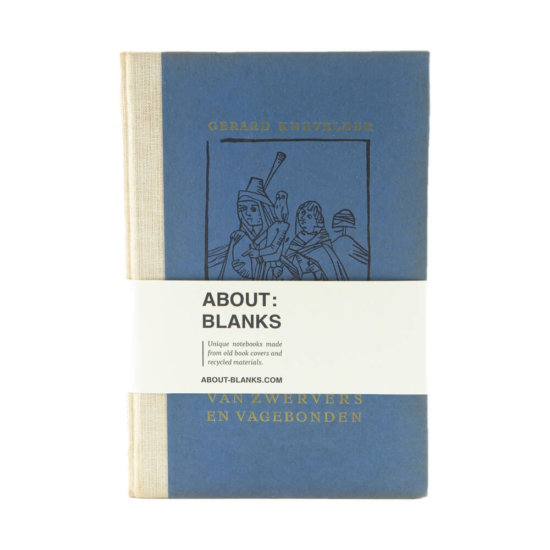 Vagabond notebook