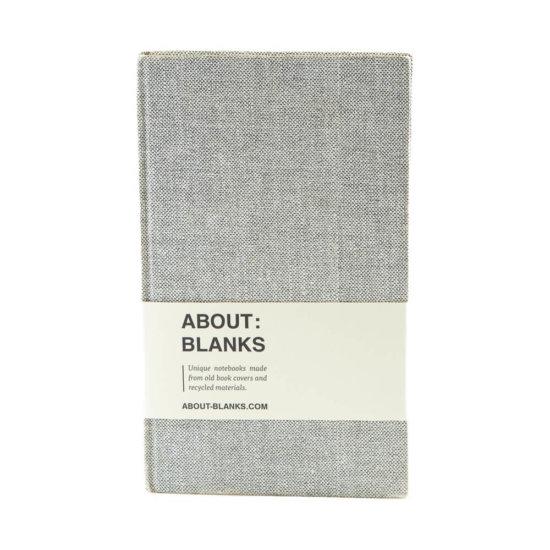 Grey notebook