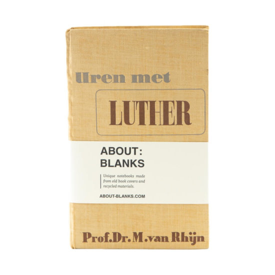 Luther notebook