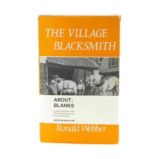 Blacksmith notebook
