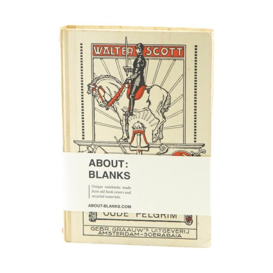 Walter Scot notebook