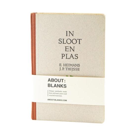Pond notebook