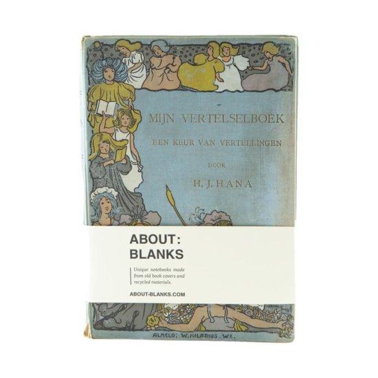 Storytelling notebook