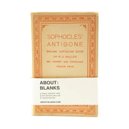 Mythology notebook