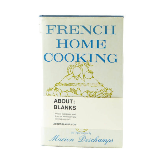 Cooking notebook