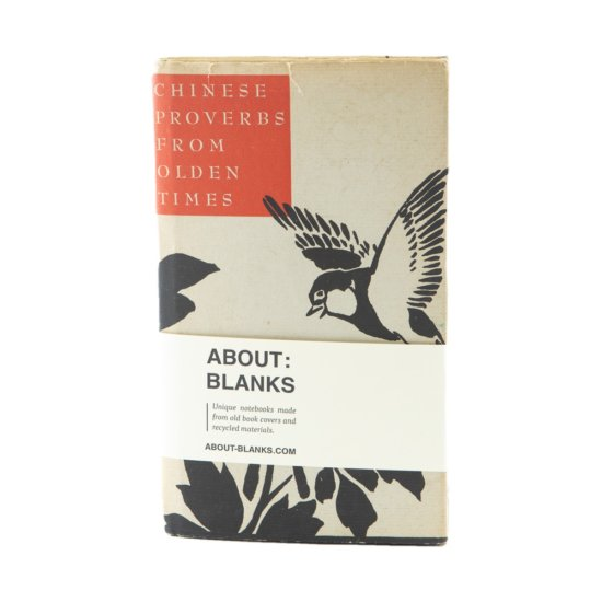 Bird notebook
