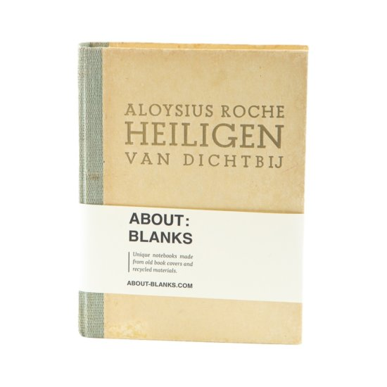 Saints notebook