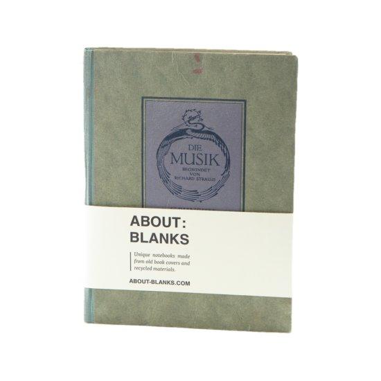 Musik notebook