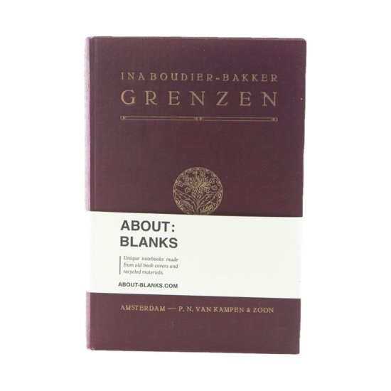 Borders notebook