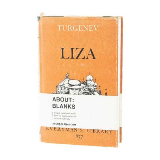 Liza notebook