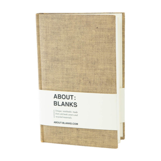 Corner notebook