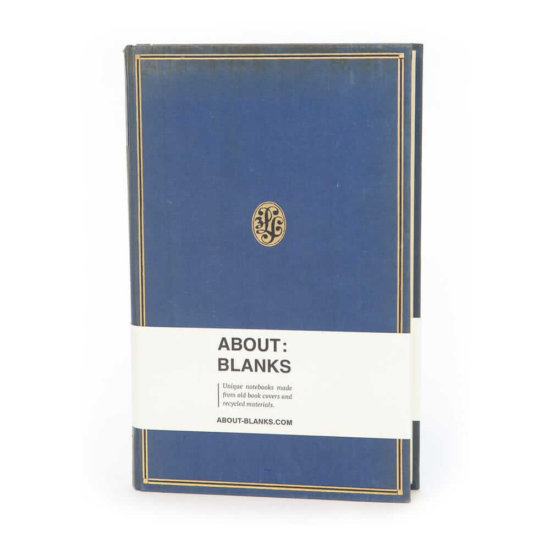 Initials notebook