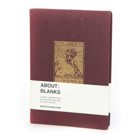 Vision notebook