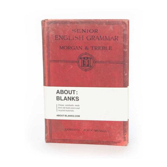 Grammer notebook