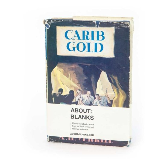 Carib gold - About Blanks notebook