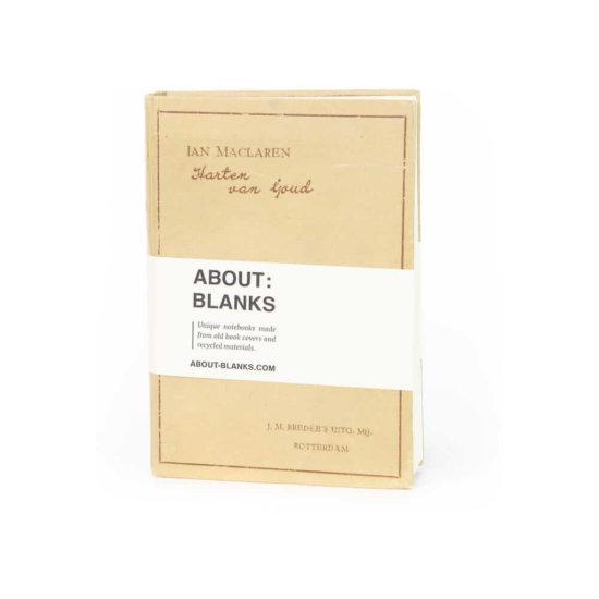 golden heart notebook