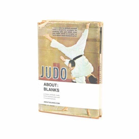 Judo notebook
