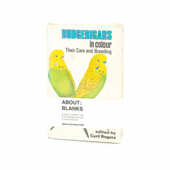 Budgerigar Notebook