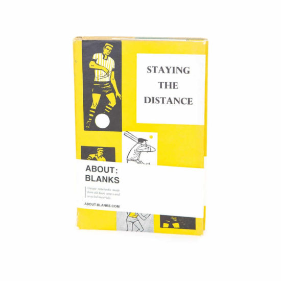 Distance notebook