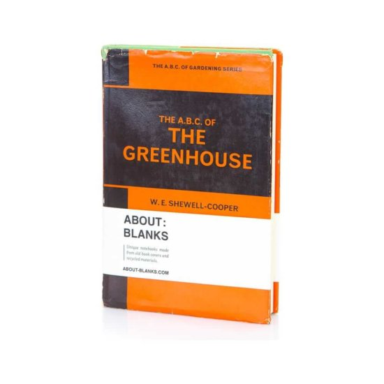 Greenhouse notebook