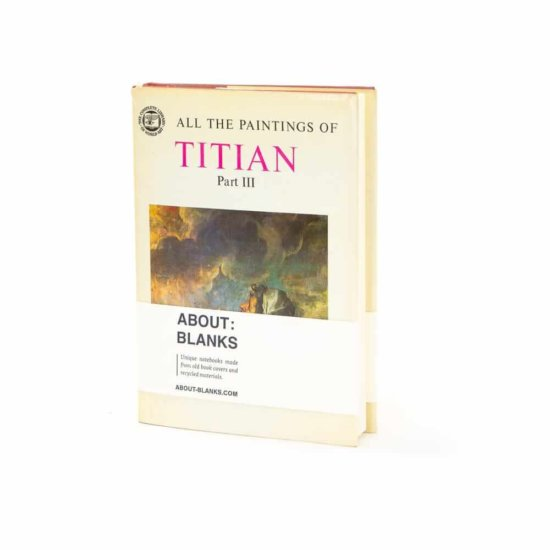 Titian notebook