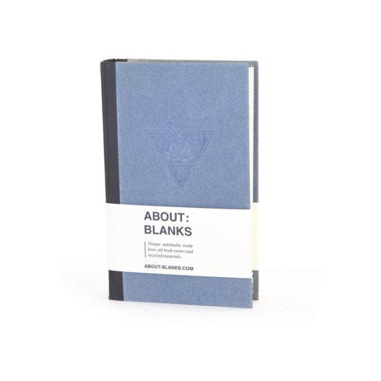 Little blue notebook