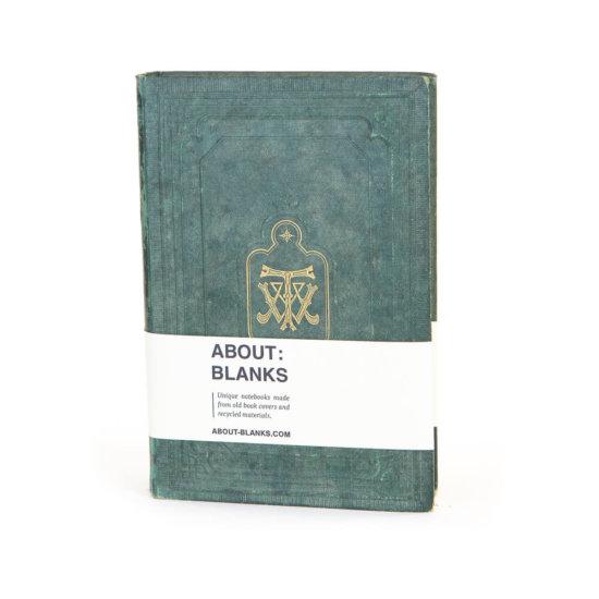 Thackeray notebook