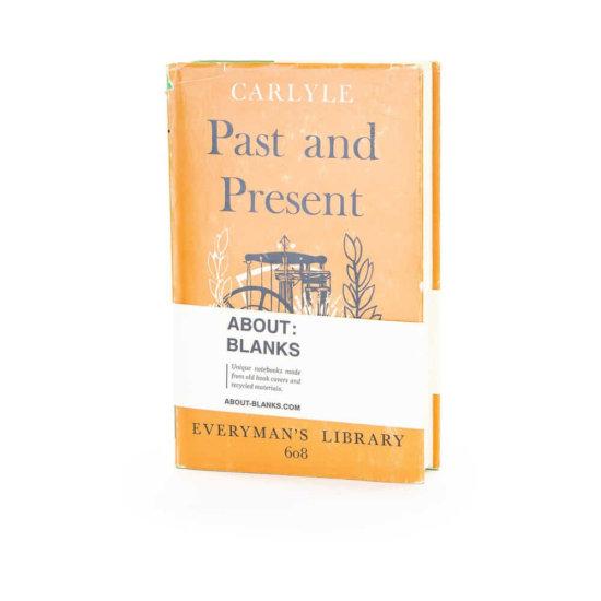Past present notebook
