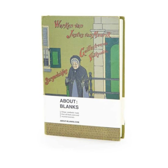 Bourgeois notebook