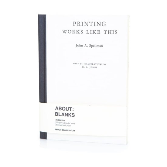 Printing notebook (a5)