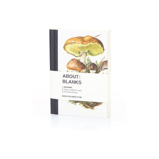Mushroom notebook (a6)