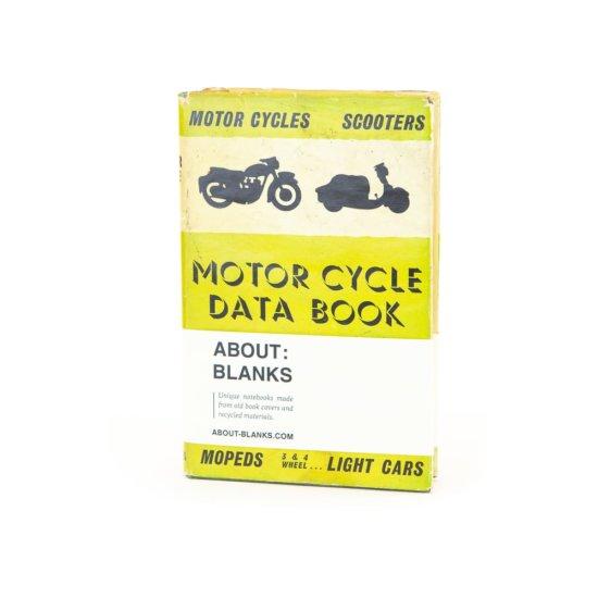 Motorcycle notebook