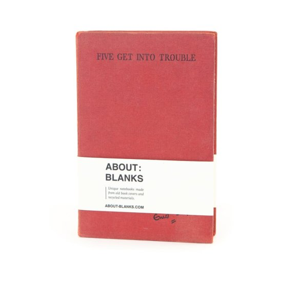 Trouble notebook