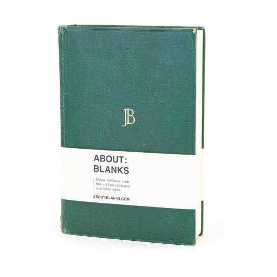 JB notebook