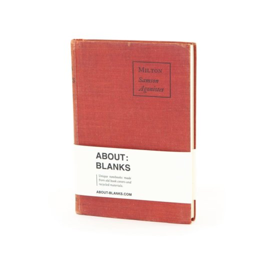 Agonistes notebook