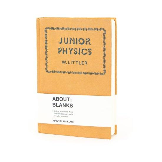 Junior Physics notebook