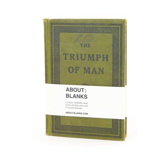 Triumph notebook