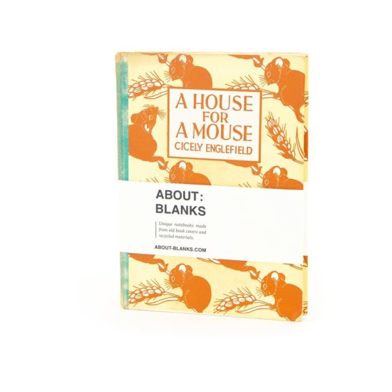 Little mouse notebook