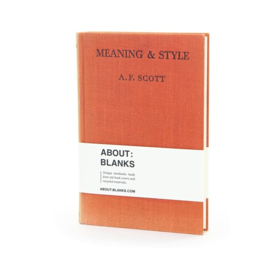 Meaning notebook