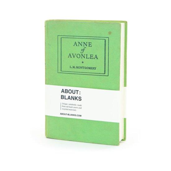 Anne notebook