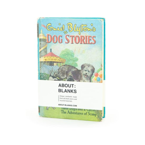 Dog stories notebook