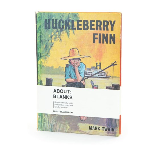 Huckleberry notebook