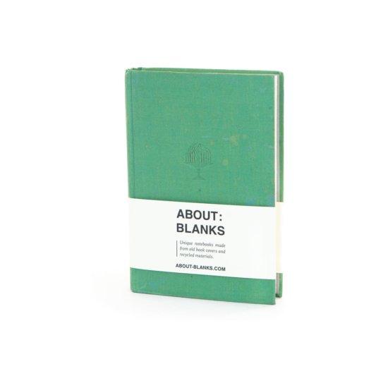 Austen notebook