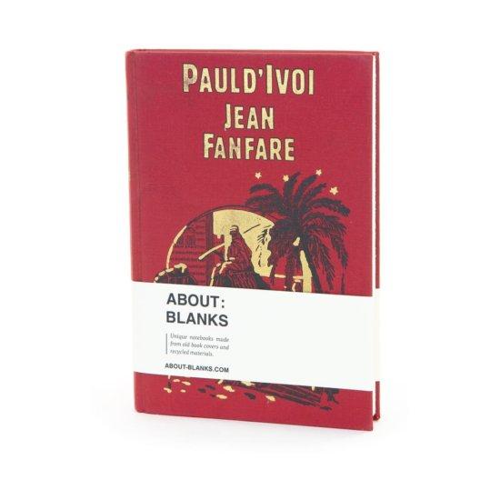 Fanfare notebook