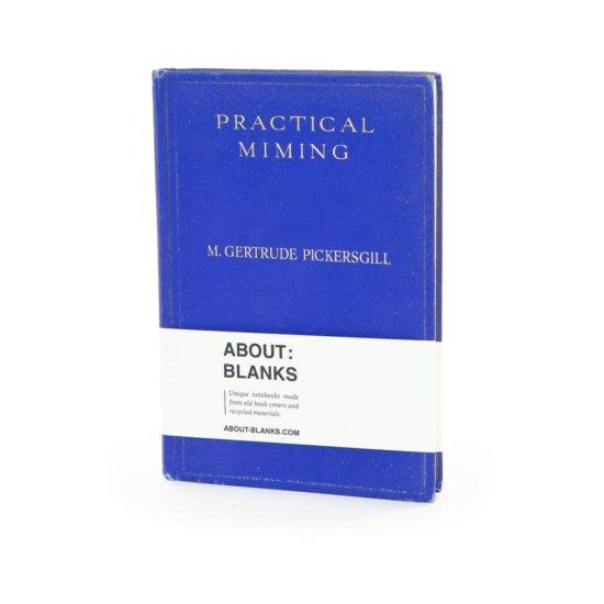 Miming notebook