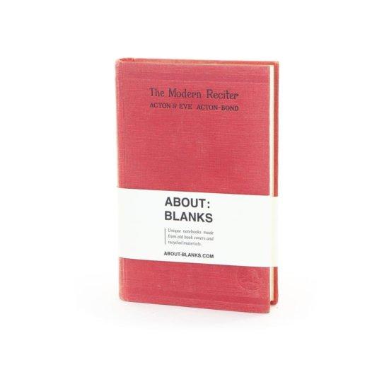 Reciter notebook